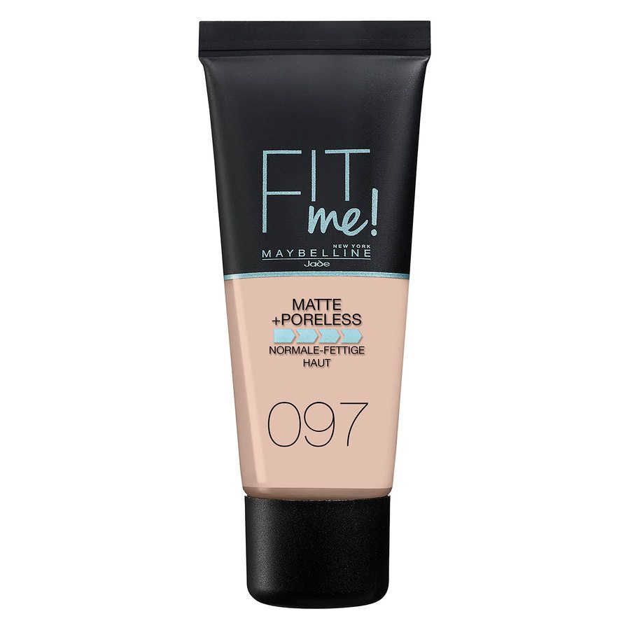 Maybelline Fit Me Matte + Poreless Foundation Natural #97 30 ml