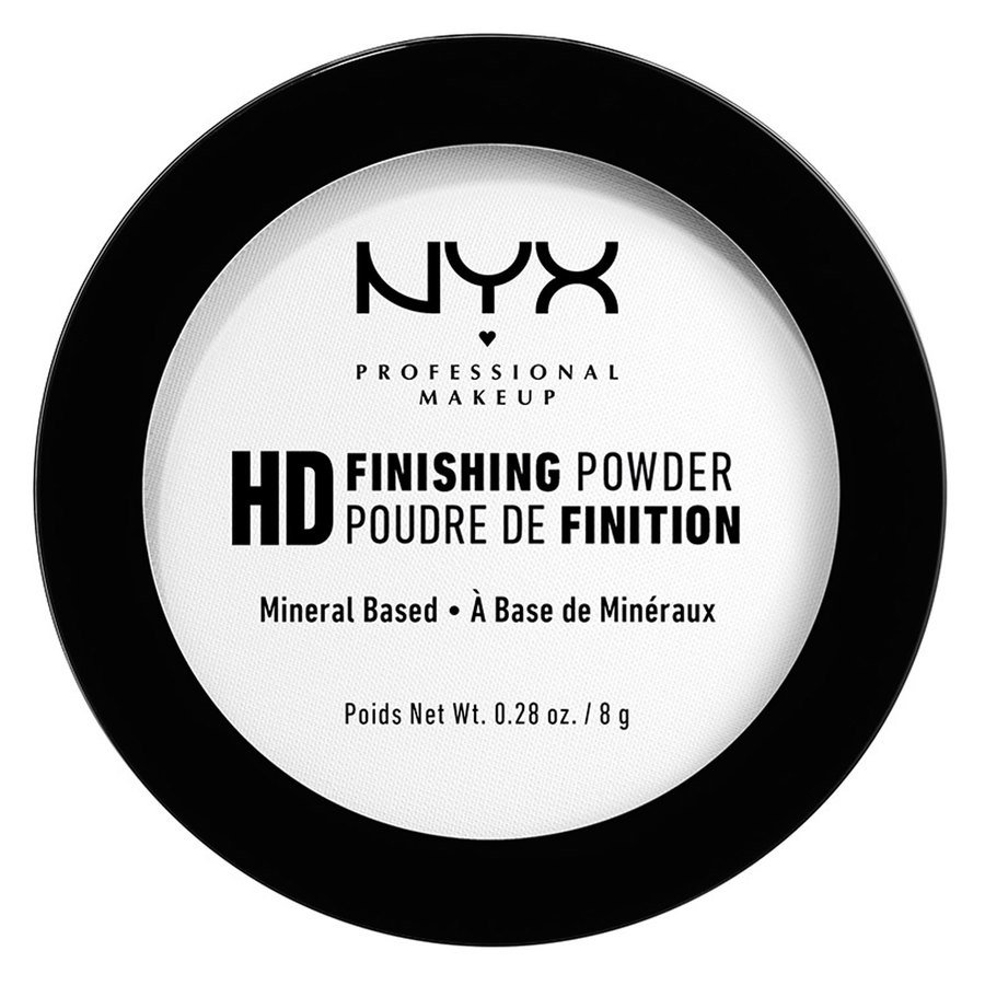 NYX Professional Makeup Studio Finish Powder Translucent HDFP01