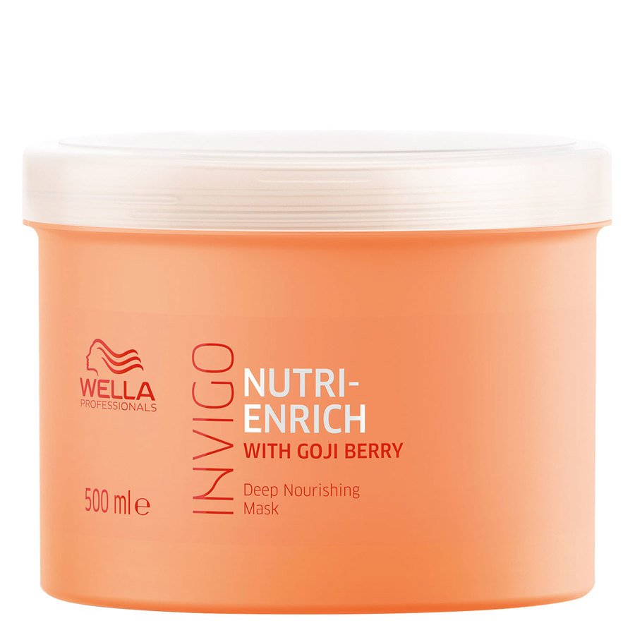 Wella Professionals Invigo Nutri-Enrich Deep Nourishing Mask 500ml