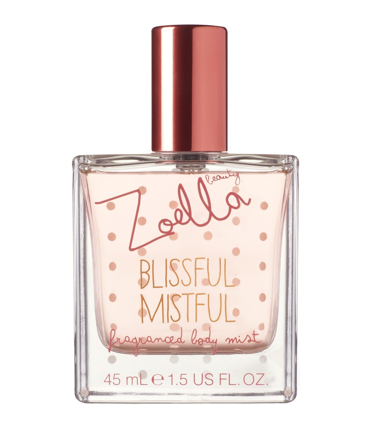 Zoella Blissful Mistful Body Mist 45ml