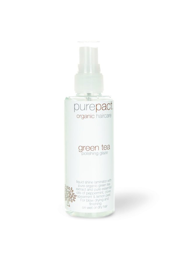 purepact Green Tea Polishing Glaze 100 ml