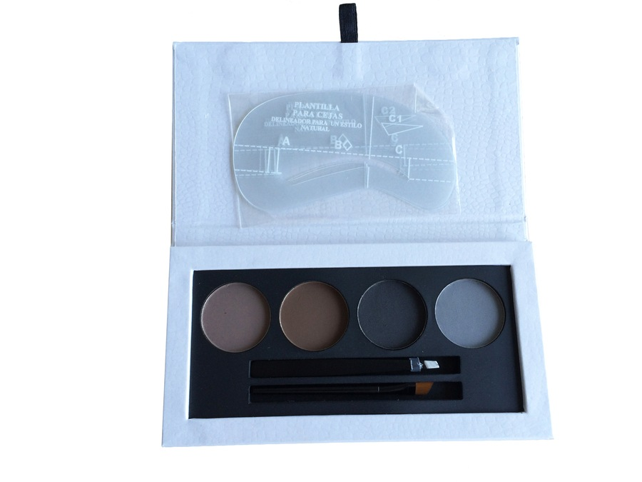 Hot Make Up Brow och stencil Collection