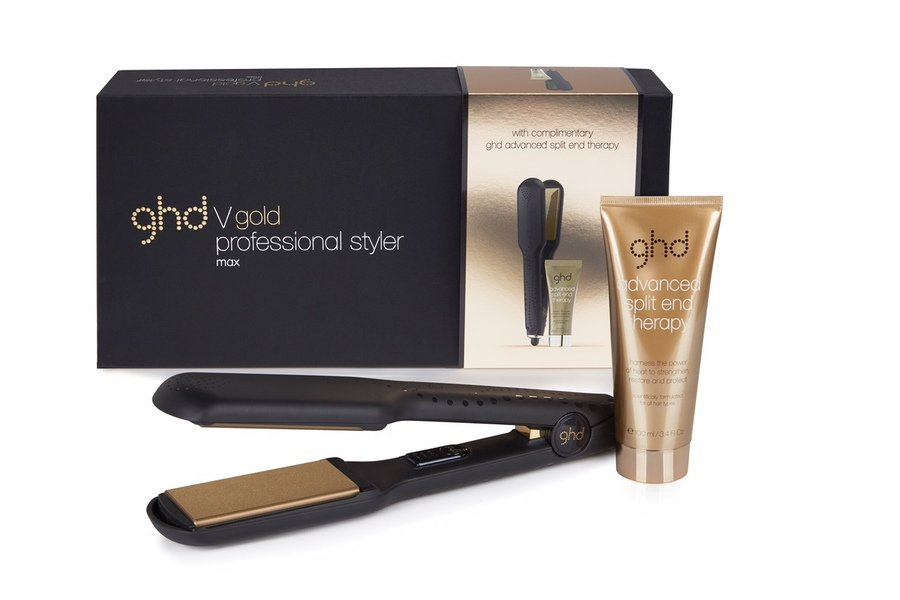 ghd V Gold Professional Styler Max Gift Set