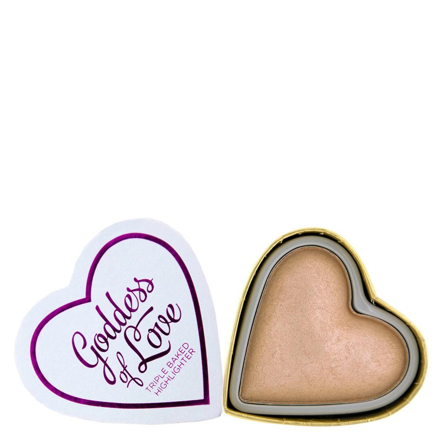I Heart Revolution Blushing Hearts Highlighter Goddess of Faith