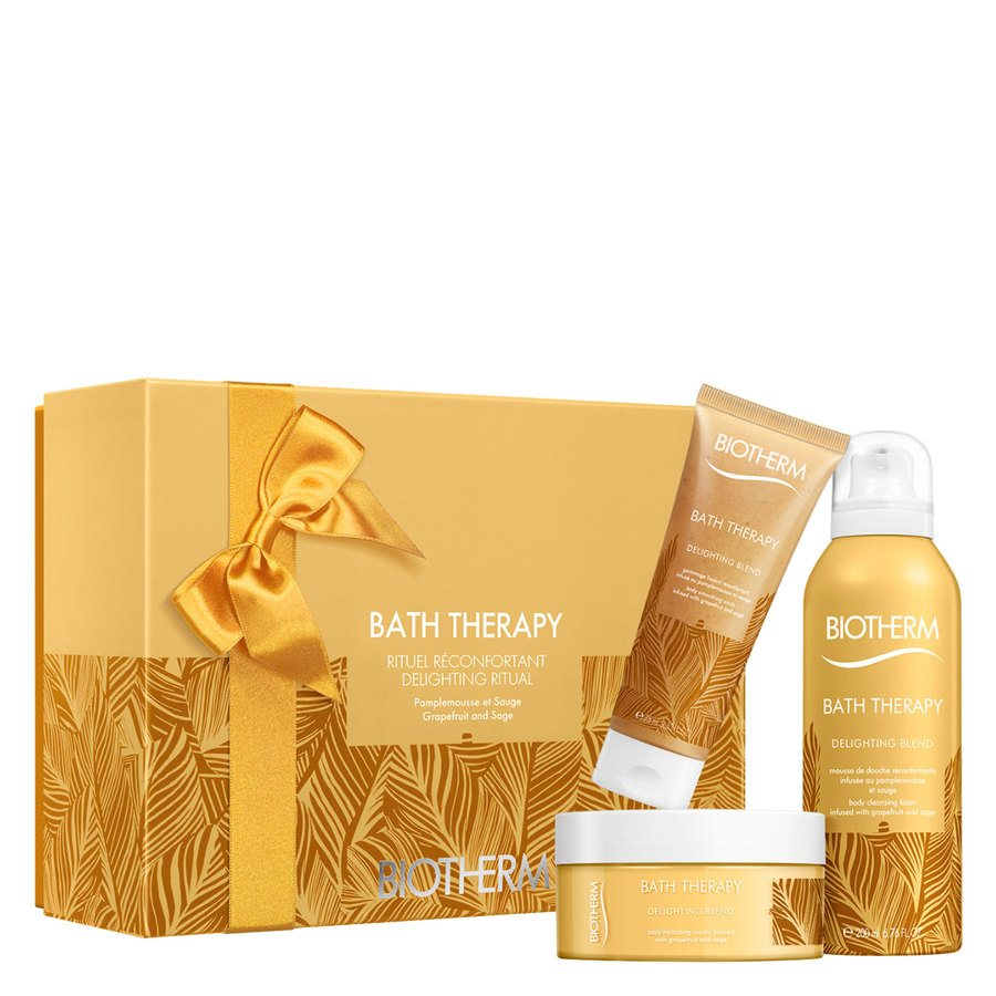 Biotherm Bath Therapy Delighting Blend Starter Set Large