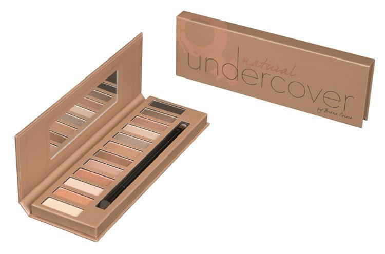 Bronx MakeupSet Natural Undercover Eyeshadow BRXMS908