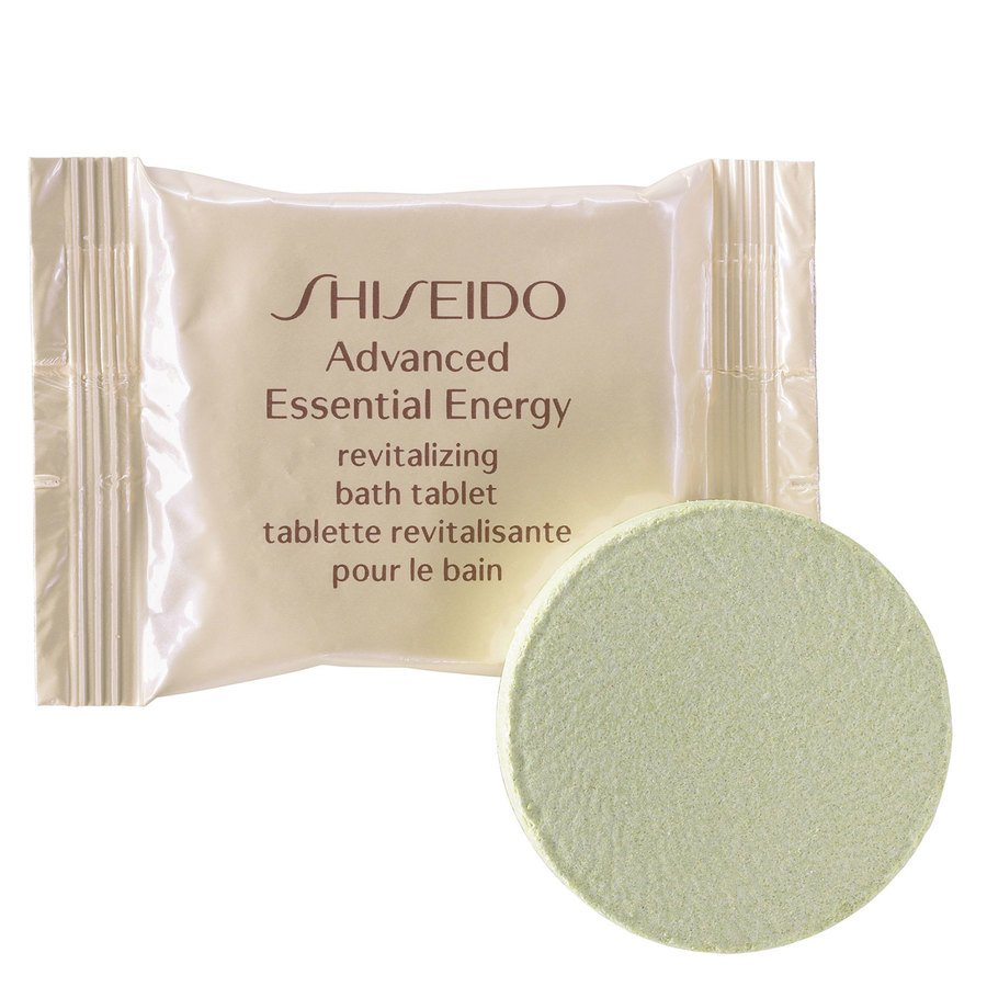 Shiseido Revitalizing Bath Tablets 10 st. x 25 g