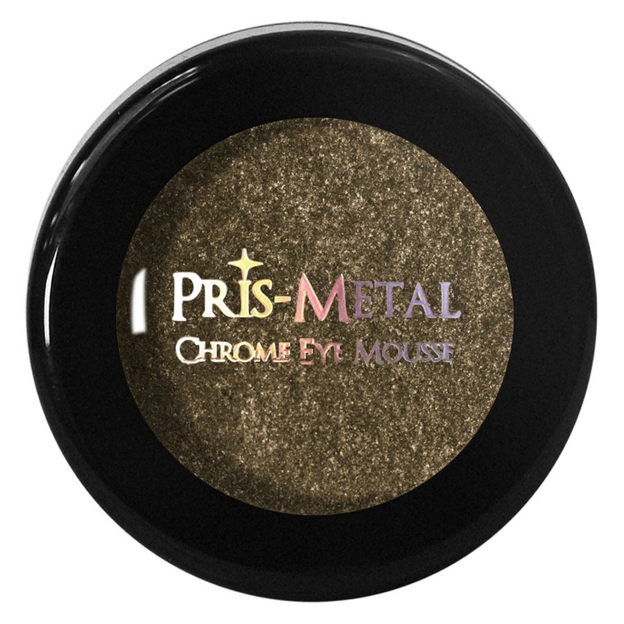 J.Cat Pris-Metal Chrome Eye Mousse, Leopard King
