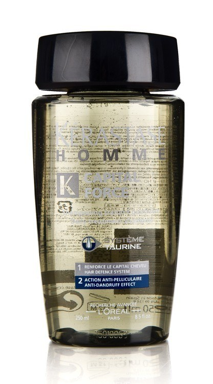 Kérastase Homme Capital Force Bain Anti-Pelliculaire Shampoo 250ml