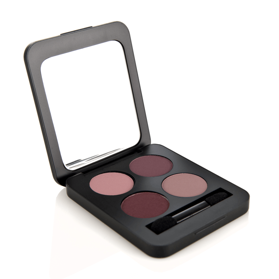 Youngblood Pressed Mineral Eyeshadow Quad Vintage 4 g