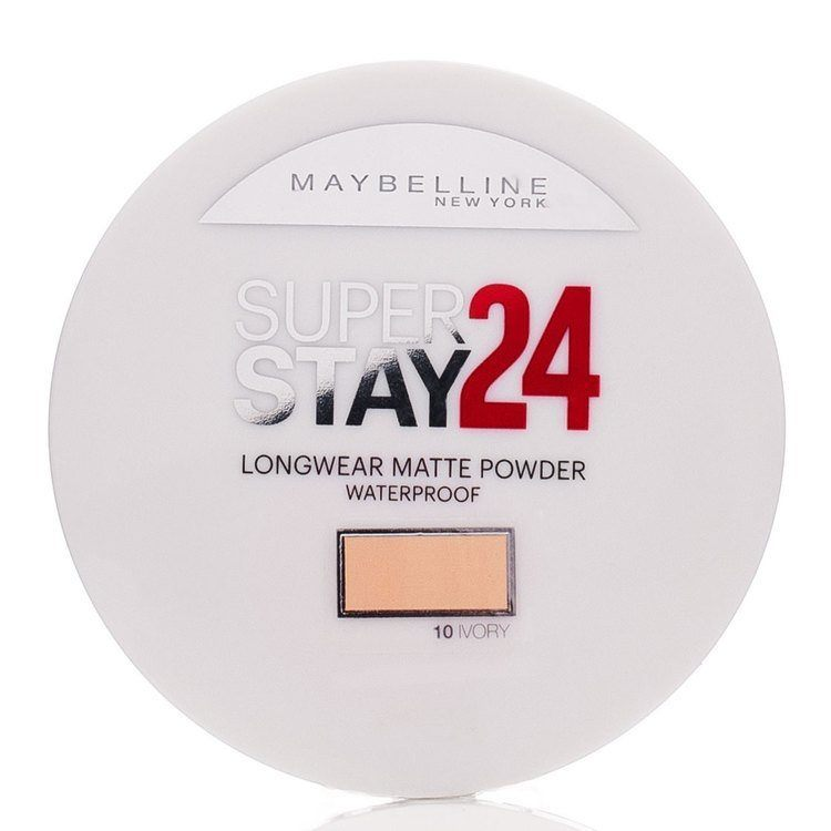 Maybelline Superstay 24h Longwear Matte Powder Waterproof Ivory 010