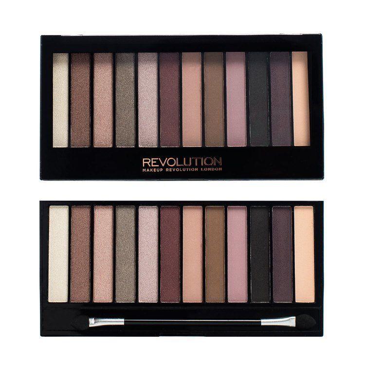 Makeup Revolution Redemption Palette Romantic Smoked 14 g