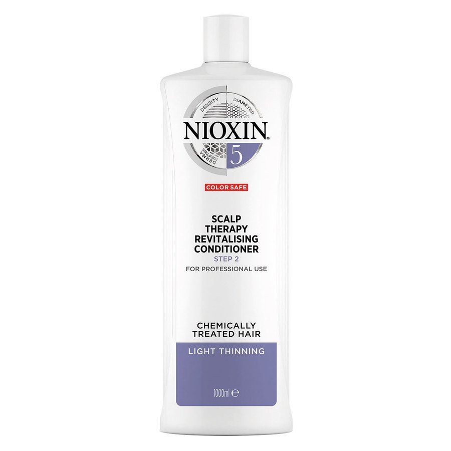 Nioxin System 5 Scalp Revitalizing Conditioner 1000 ml