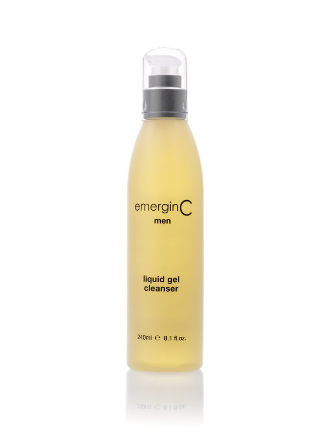 emerginC Men's Gel Cleanser 240 ml