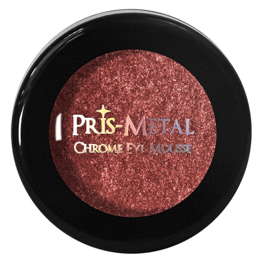 J.Cat Pris-Metal Chrome Eye Mousse, Flamin Spark