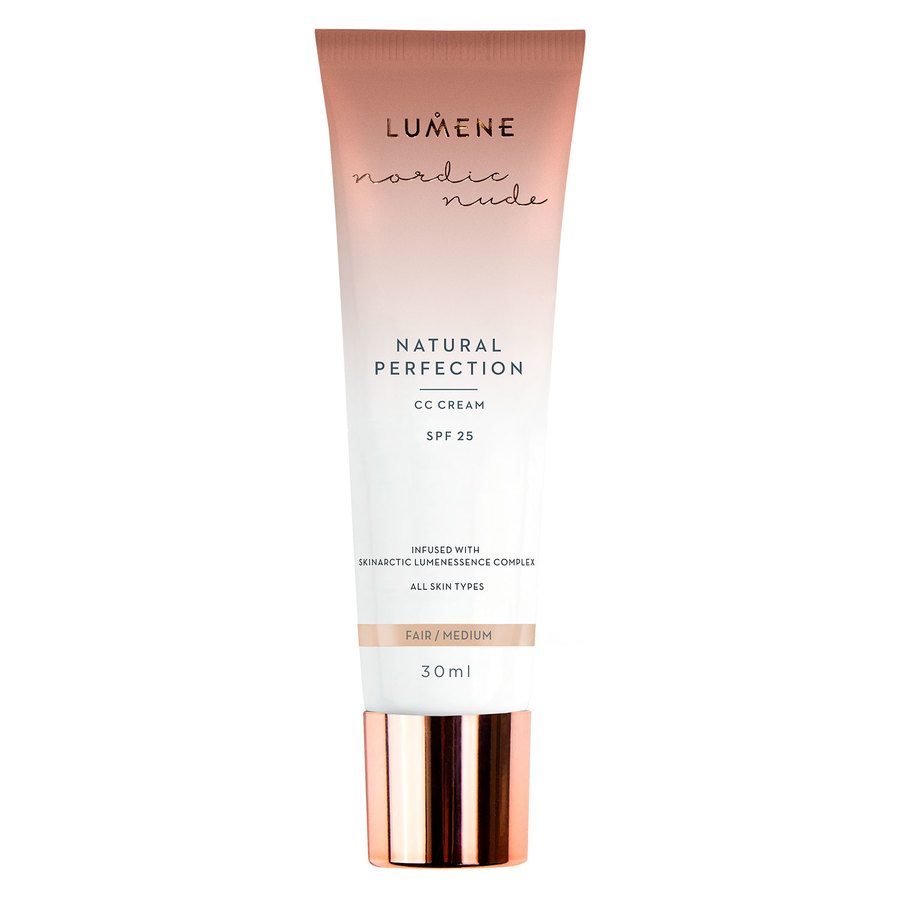 Lumene Nordic Nude Natural Perfection CC Cream Fair/Medium 30 ml