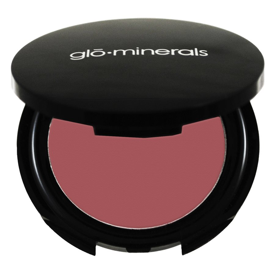glóMinerals Powdered Cheek Stain Rosy