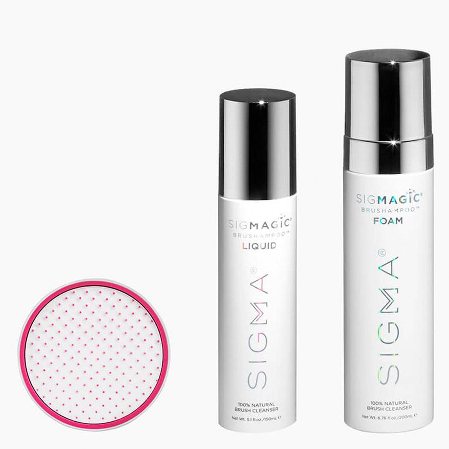 Sigma Brush Cleanser Trio