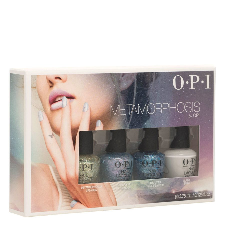 OPI Metamorphosis Mini 4-Pack #2 4 x 3,75 ml