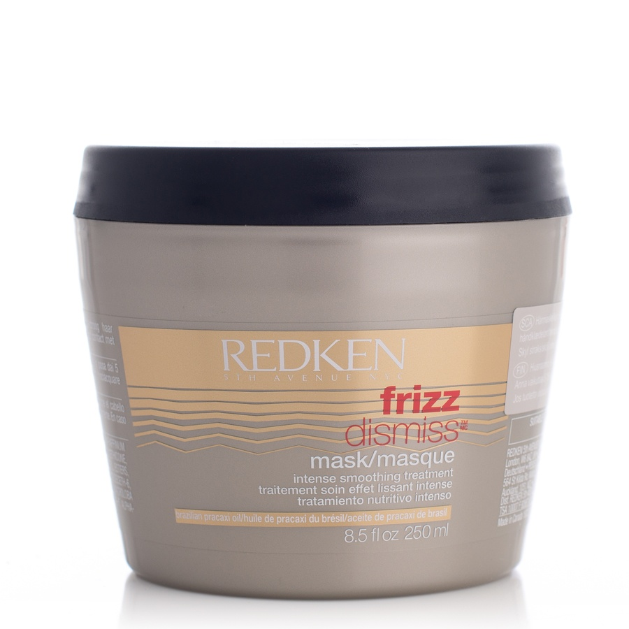 Redken Frizz Dismiss Mask Intensive Rinse-out Treatment 250ml