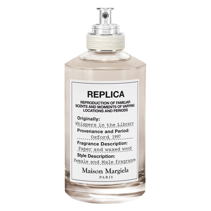 Maison Margiela Replica Whispers In The Library Unisex Eau de Toilette 100 ml