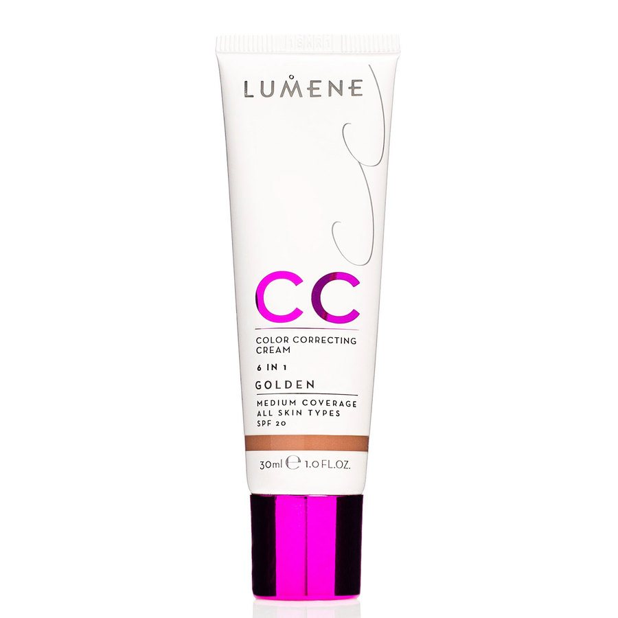 Lumene CC Color Correcting Cream Golden 30ml