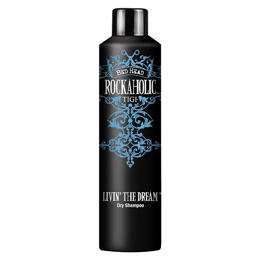 TIGI Rockaholic Livin' the Dream Dry Shampoo 250ml