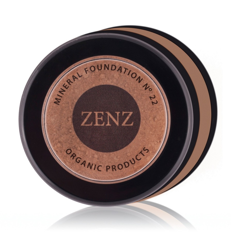 Zenz Organic Mineral Foundation #22 Sweet Norma