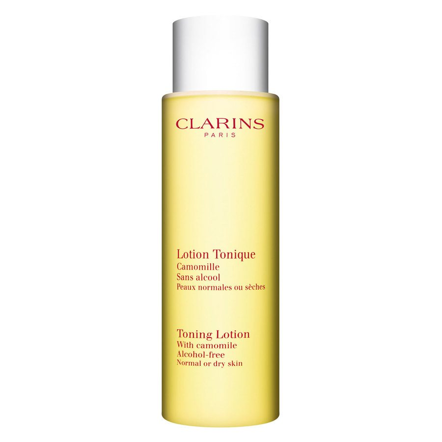 Clarins Toning Lotion With Camomile For Normal Or Dry Skin 200 ml