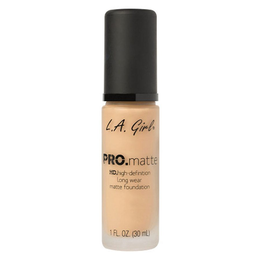 L.A. Girl Cosmetics PRO Matte Foundation Soft Honey 30 ml