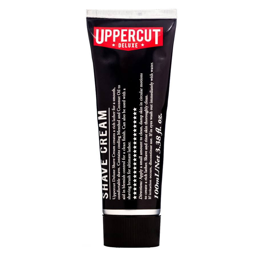Uppercut Deluxe Shave Cream 100 ml