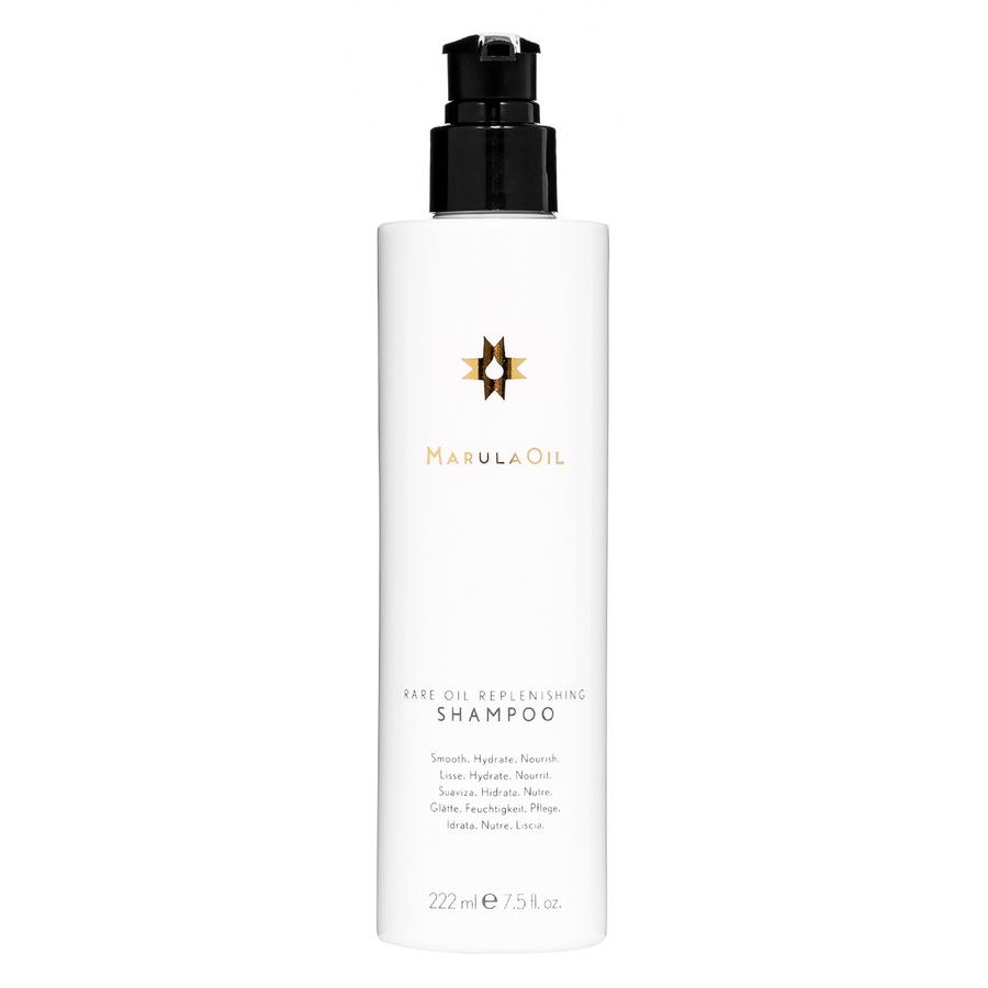 MarulaOil Rare Oil Replanishing Shampoo 222 ml