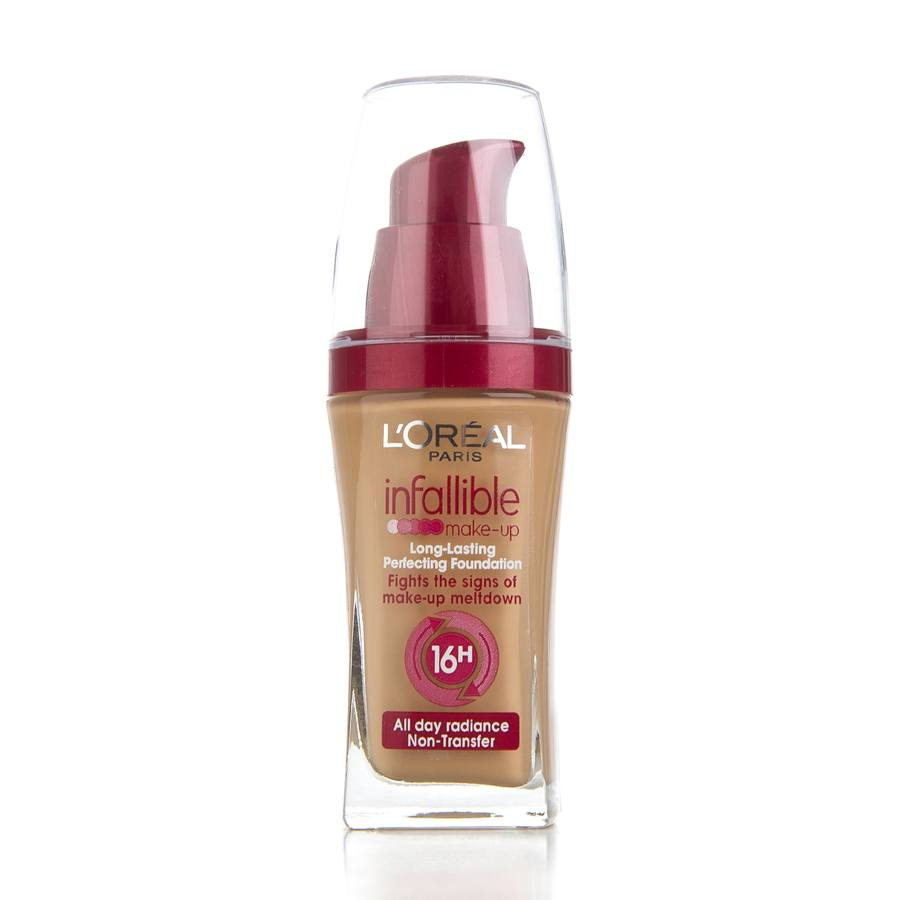L'Oréal Paris Infallible 16H Liquid Foundation 300 Amber