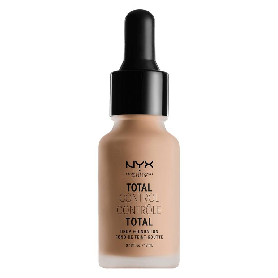 NYX Professional Makeup Total Control Drop Foundation Soft Beige 13ml