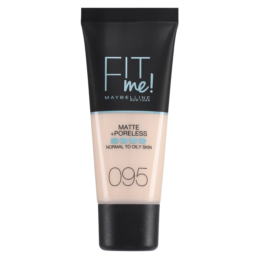 Maybelline Fit Me Makeup Matte + Poreless Foundation 95 30 ml Tube