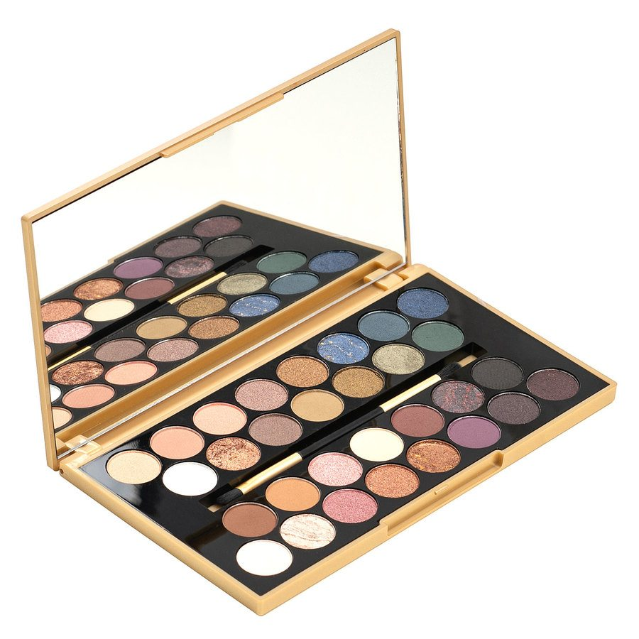Makeup Revolution Fortune Favours The Brave 30 Eyeshadow 16 g