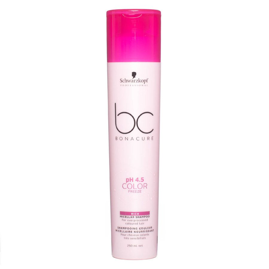 Schwarzkopf BC Bonacure Color Freeze Rich Shampoo 250 ml