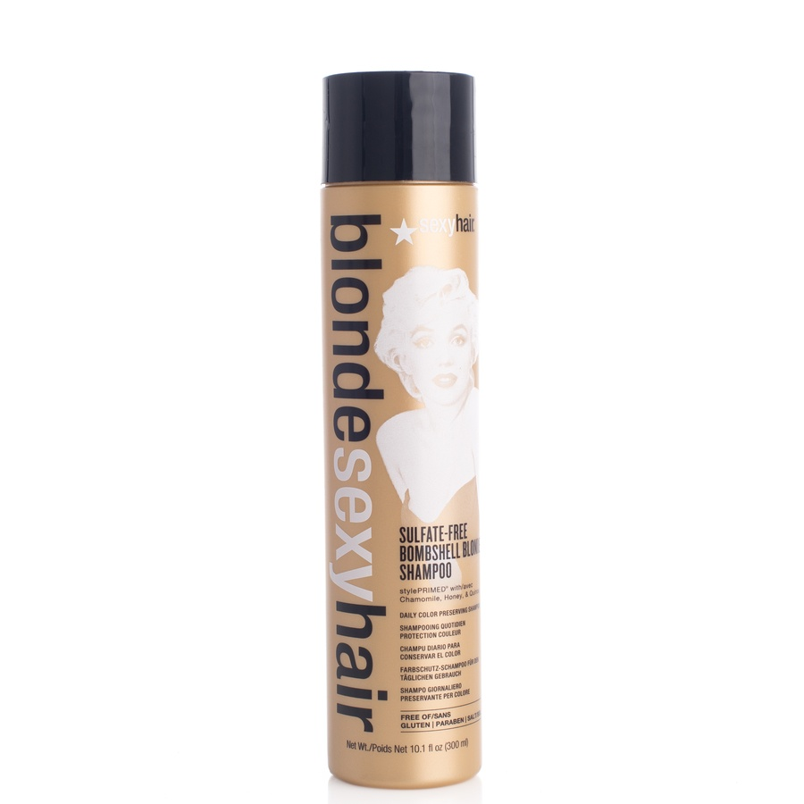 Sexy Hair Bombshell Blonde Sexy Hair Shampoo 300 ml