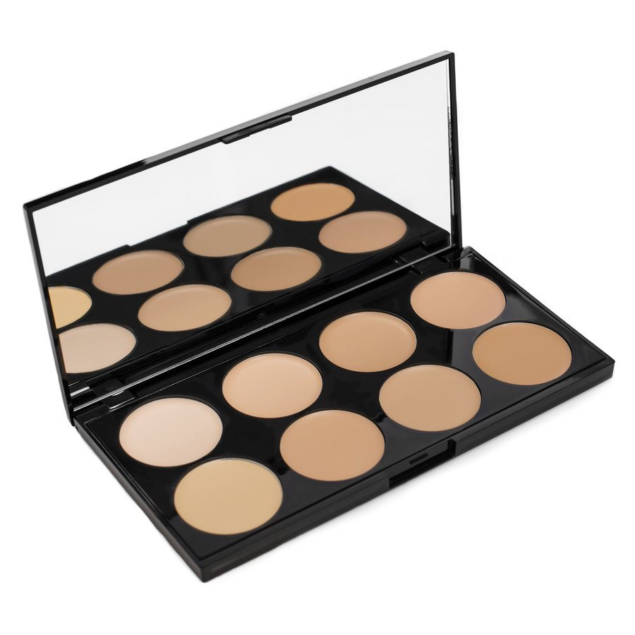 Makeup Revolution Ultra Cover and Concealer Palette Light 10 g