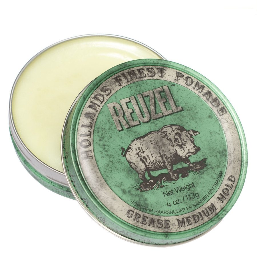Reuzel Green Grease Medium Hold 113 g