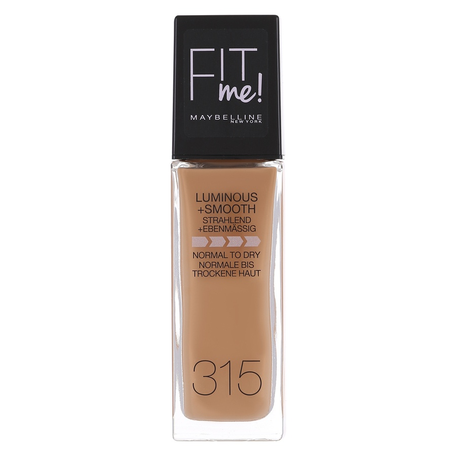 Maybelline Fit Me Liquid Foundation Soft Honey 315 30 ml