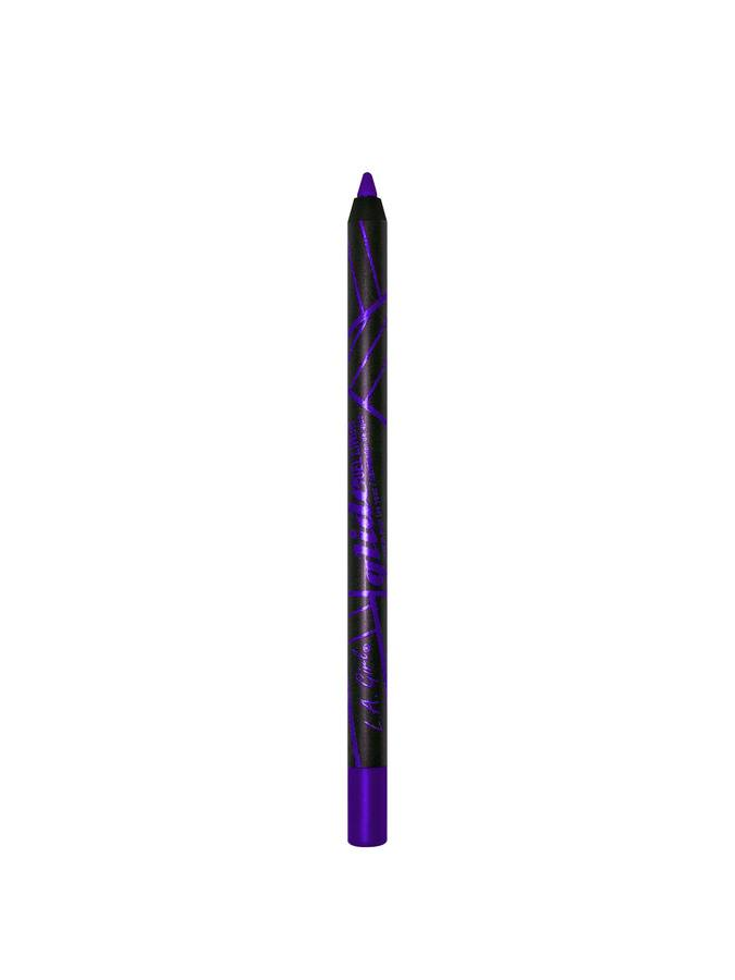 L.A. Girl Gel Glide Eyeliner Pencil Paradise Purple GP366