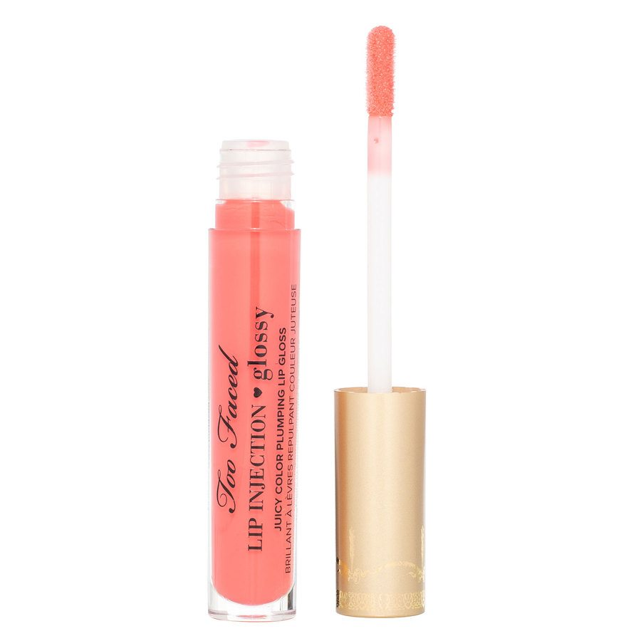 Too Faced Lip Injection Colored Gloss Let's Flamingle