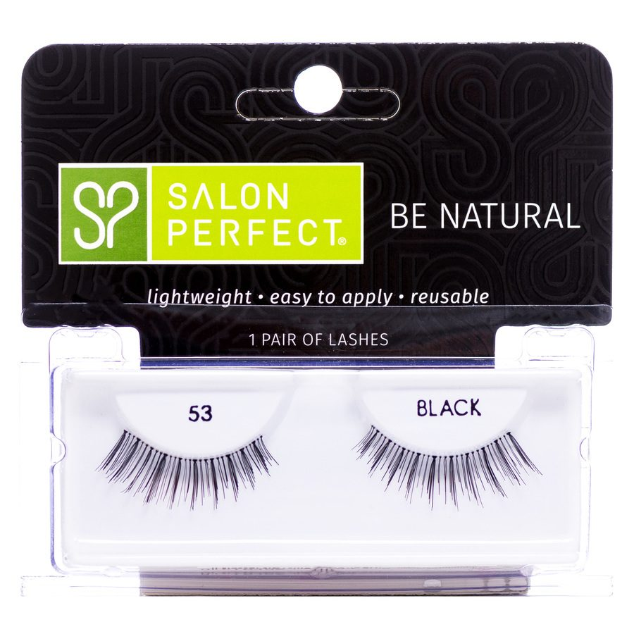 Salon Perfect Lash Be Natural #53 Black