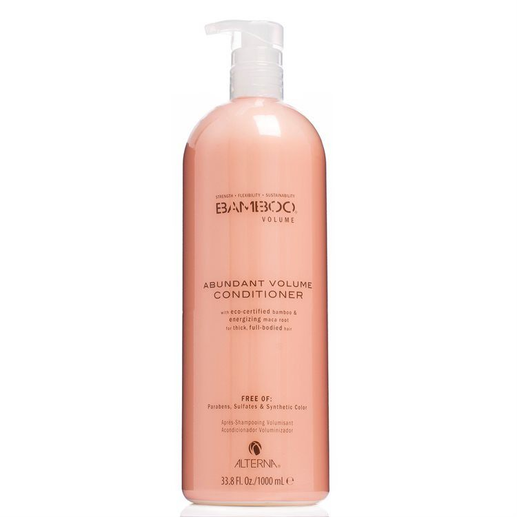 Alterna Bamboo Abundant Volume Balsam 1000ml