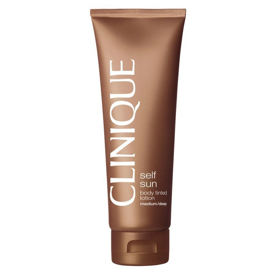 Clinique Self Sun Body Tinted Lotion Medium-Deep 125 ml