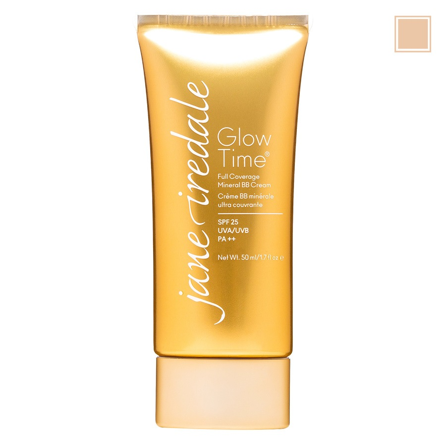Jane Iredale Glow Time Full Coverage Mineral BB Cream Light-Medium BB5 50 ml