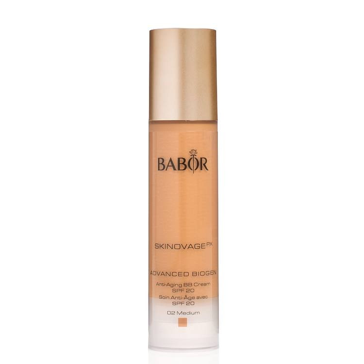 Babor Advanced Biogen Anti-Aging BB Cream 02 Medium Spf 20 50 ml