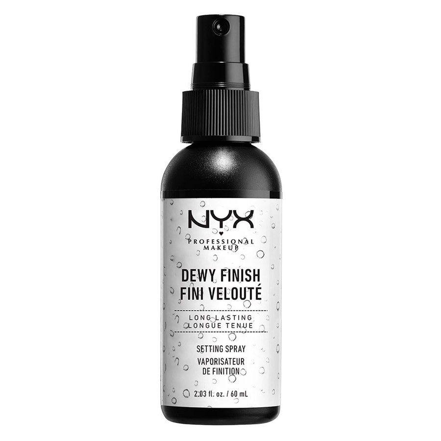 NYX Prof. Makeup Make Up Setting Spray Dewy Finish/Long Lasting