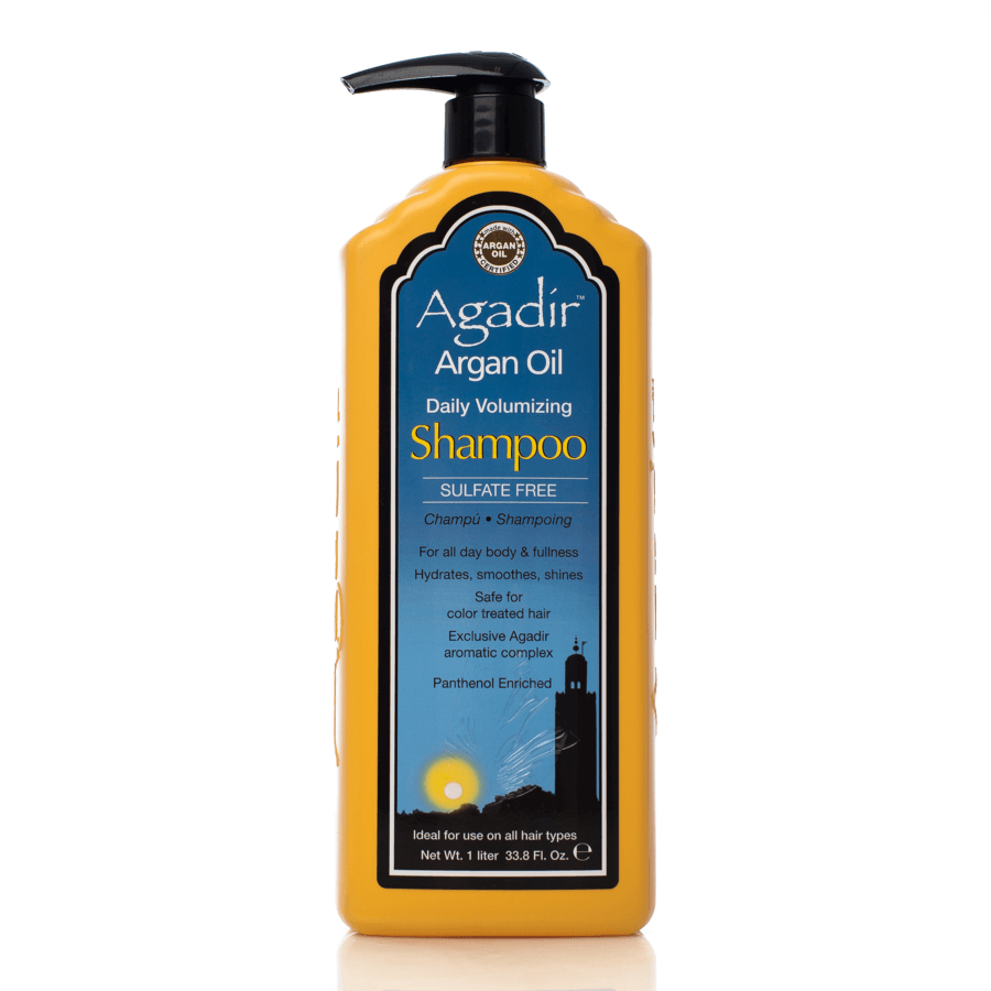 Agadir Argan Oil Daily Volumizing Shampoo 1000 ml
